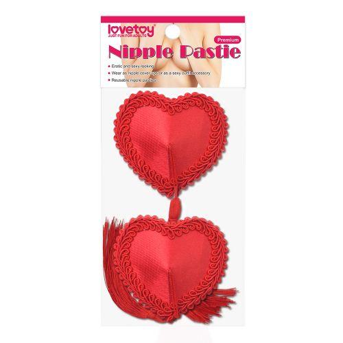 Copri capezzoli Red Heart Nipple Pasties